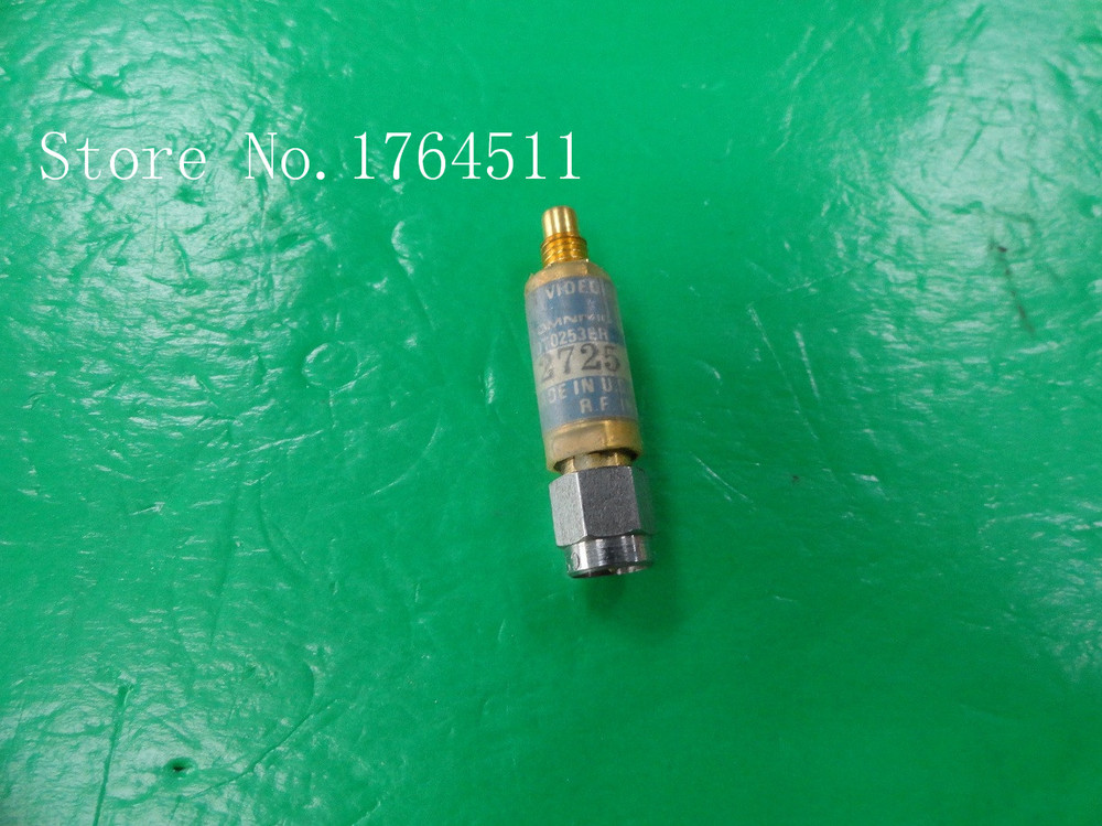 [BELLA] Imported OMNIYIG ODT0253ER SMC-SMA Microwave Coaxial Signal Detector