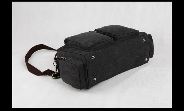 New Fashion Military Canvas Men Luggage bag Canvas Men Travel Bags Large Duffel Bags Weekend bag of trip Overnight carry on