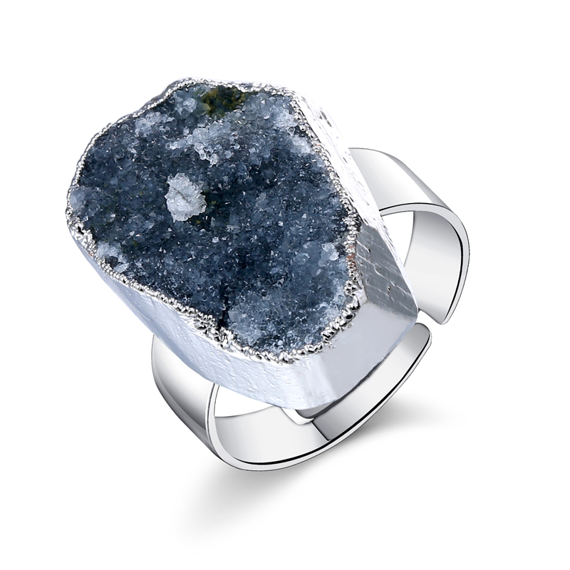 1PC Fashion Jewelry Wedding Engagement Ring Irregular