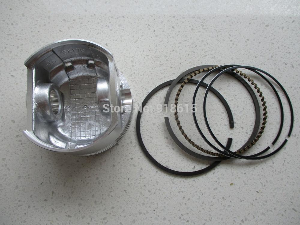 EX17 EX21 PISTON AND PISTON RINGS FIT FOR ROBIN GASOLINE ENGINE POWEREX17 EX21 PISTON AND PISTON RINGS FIT FOR ROBIN GASOLINE ENGINE POWER