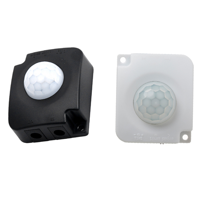 цена на Automatic DC 12V 24V 10A Infrared Body PIR Motion Detector Sensor Switch