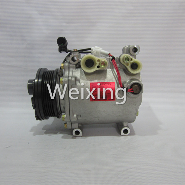 Vehicle AC Compressor Pump MSC90C Clutch 5PK for Mitsubishi Galant 1996-2004 MR500182 MR460436