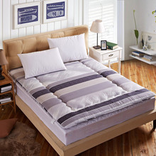 soft foldable tatami bed mattress topper student dormitory Double single mattresses cotton Sleeping yoga Floor bed king twin