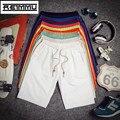 2017 Recién Llegado de 12 Colores Del Estilo Del Verano Para Hombre Pantalones Cortos de Gran Tamaño 5XL Beach Shorts Hombre de Marca de Alta Calidad de Ropa Caliente venta