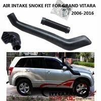 CITYCARAUTO RIGHT SIDE GRAND VITARA AIR INTAKE SNORKEL FIT FOR 2006 2016 SUZUKI GRAND VITARA AIRFLOW SNORKEL CAR STYLING