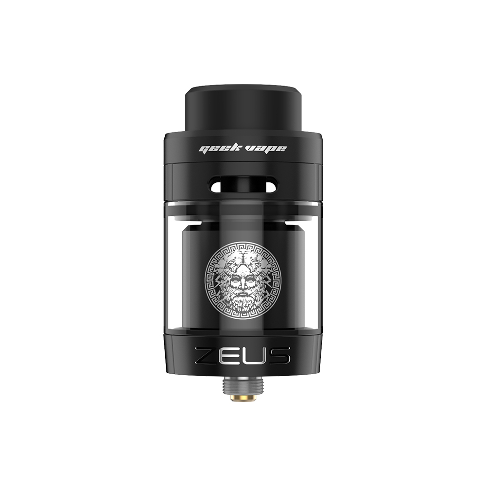 Free gift! Original GeekVape Zeus Dual RTA 5.5ml/ 4ml/2ml Capacity 26mm with Single/Dual Coil Building E-cig Vape Tank Vaporizer