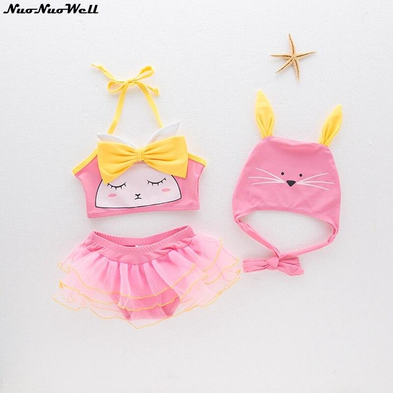 Infantil Baby Girl Swimwear Swimsuit For Kids Swimming -5605