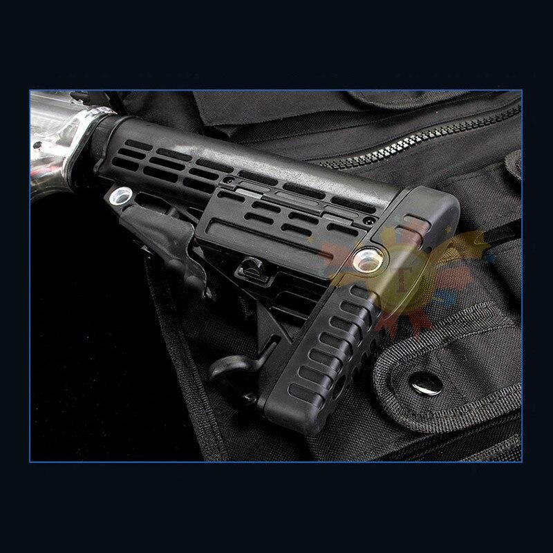 M4 pistolet à eau pour Enfants Électrique Burst Jouet Gel boule d'eau Armes Sur Porte Passe-Temps