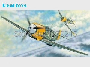 Trumpeter 02288 1/32 Messerschmitt Bf 109E-3 цена