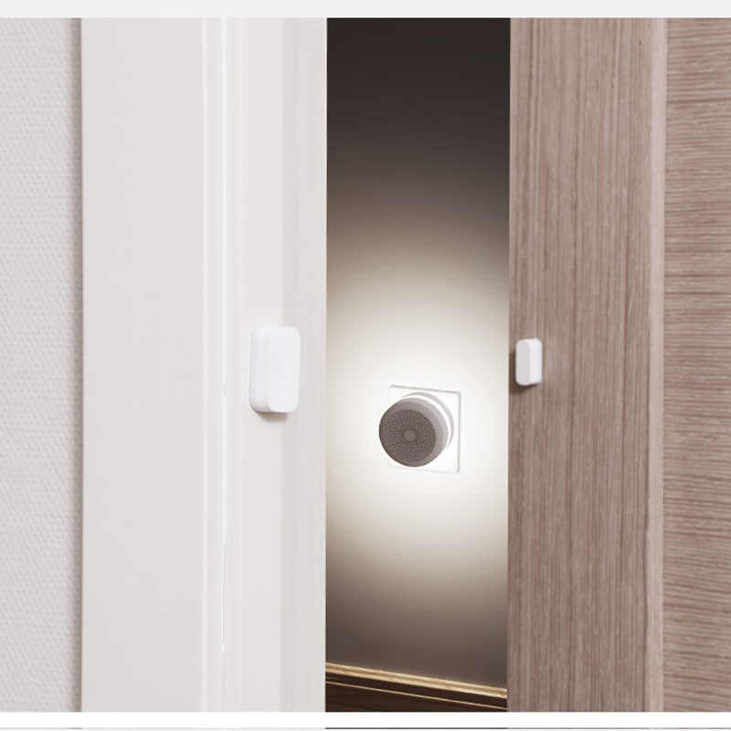 Xiao Mi Mi Jia Aqara Hub Mi Gateway Met Rgb Led Nachtlampje Smart Werken Met Apple Homekit En Aqara app Internationale Editie