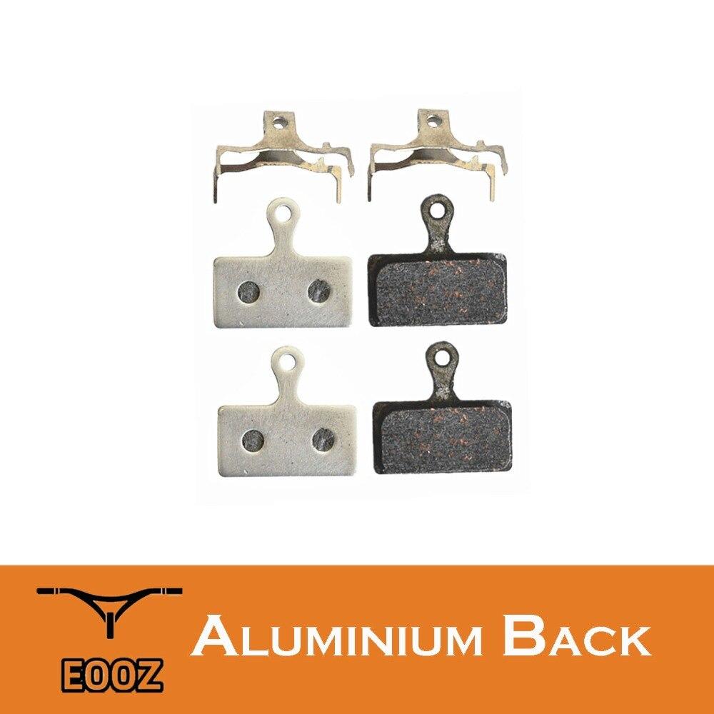 10PRS Lightweight Semi-metallic Disc Brake Pads AL-Back For SHIMANO XTR XT SLX