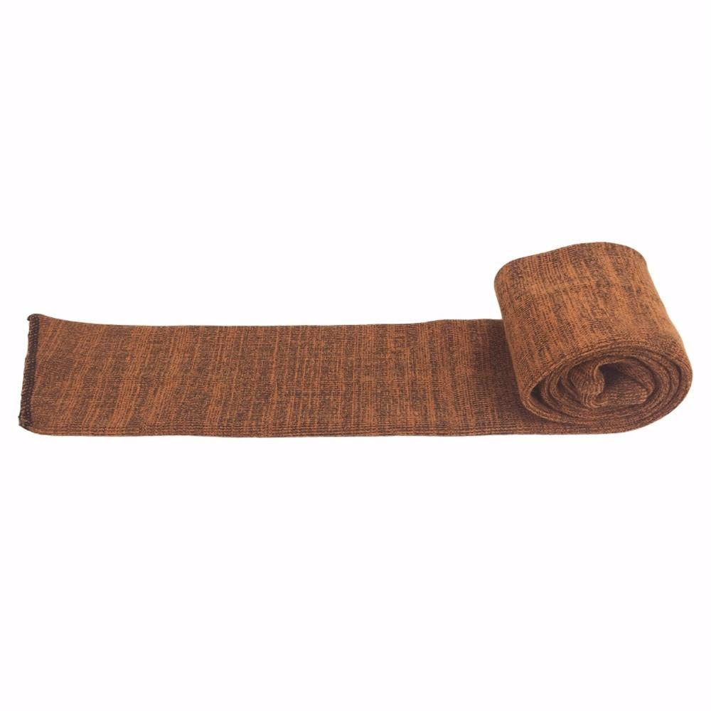 Tourbon Tratadas Silicona Cubierta de Tejido De Punto Calcetines Protector de Ar