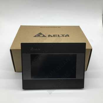 """7\"""" HMI Delta DOP-107EV Ethernet 256MB RAM 800X480 7Inch TFT LCD 800MHz MCU touch Screen RS232 RS422 RS485 USB Host Client New"""