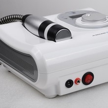 Portable 2 in 1 Cryo Electroporation Mesotherapy Skin Cool Facial Anti Aging Care Machine
