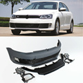 Car Styling ABS Car front bumper body kits for VW Jetta MK6 Standard 2012-2014
