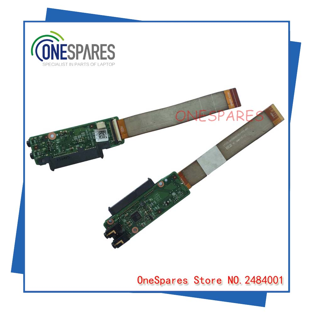 Free Shipping for DELL For Vostro 13 V13 V130 laptop 0M5NXV M5NXV V13TL-6050A2301601-AUDIO-A02 HDD Audio Connector Board&Cable free shipping original laptop hdd hard drive disk hdd interface connector for dell for vostro v 3500 3300 3400