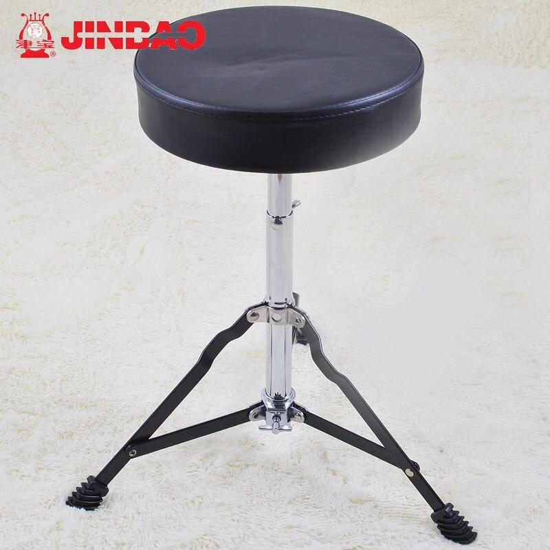 Music Jinbao Musical Sticks Rack T-1 D Stool Drear Drum Chair Percussion Factory Genuine 2016single hanger rack drum stand drum rack jazz drum cymbal rack water rack