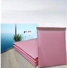 pink Poly bubble Mailer envelopes plastic padded Mailing Bag Self Sealing  bubble shipping Bag