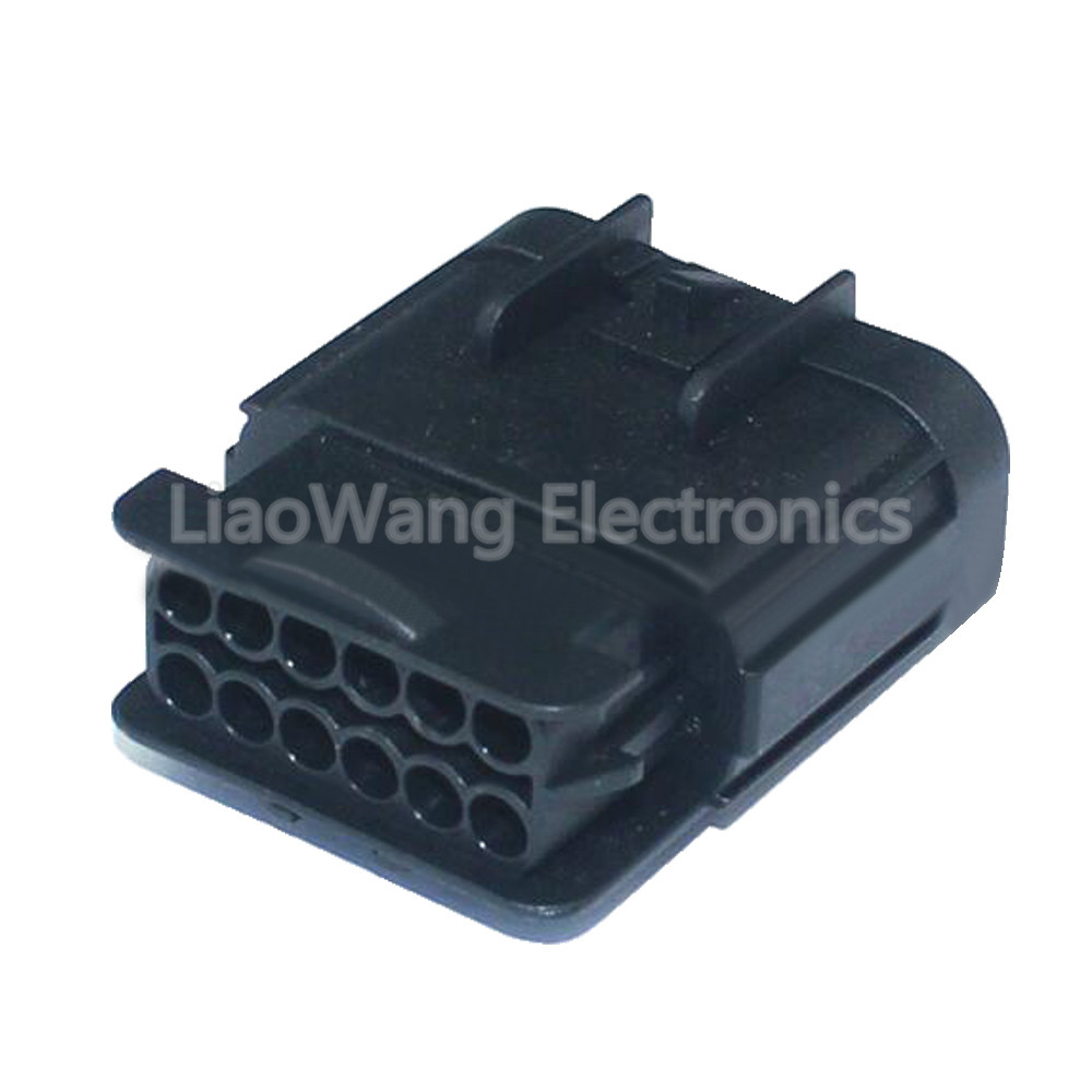 12 Pin Throttle Position Sensor Connector With Terminal