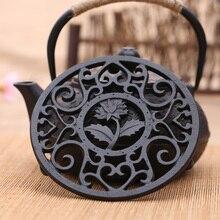 Чугунный чайник подставки, чугунный чайник держатель