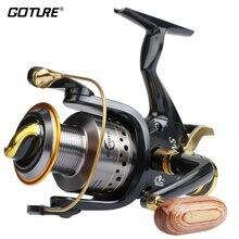 Goture Resistente Al Agua Carrete Spinning 5.2: 1 9BB $ number RB Lago Largo Casting Carrete de la Pesca de La Carpa de Alimentación SW 5000 6000