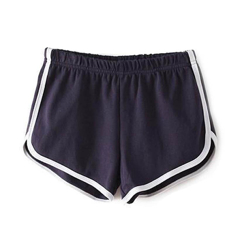 Hot Sexy Women Sleep Bottoms Shorts Elastic Waist Breathable Ladies Lounge Cotton Short  ...