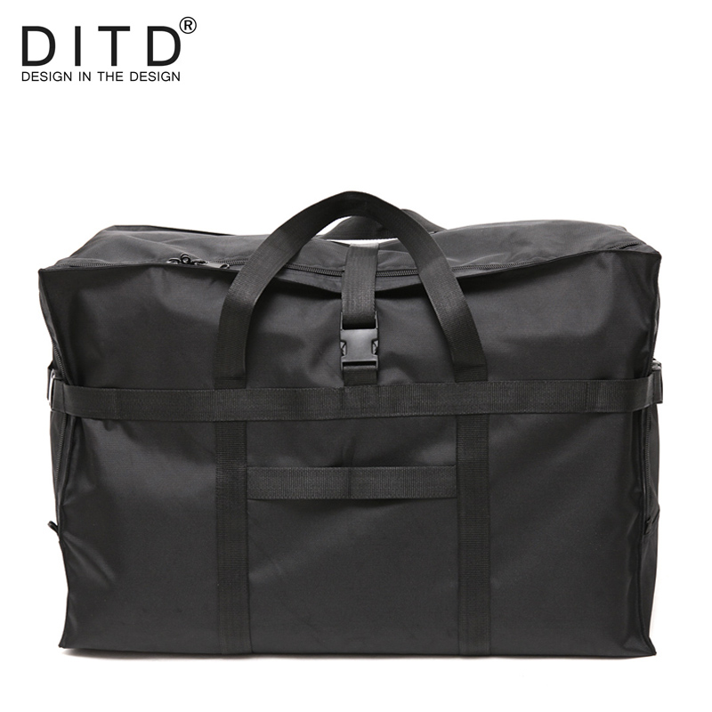 DITD 2019 High Quality Fashion WaterProof Travel Bag Large Capacity Bag Women Nylon Foldable Bags Unisex Luggage Travel HandbagsDITD 2019 High Quality Fashion WaterProof Travel Bag Large Capacity Bag Women Nylon Foldable Bags Unisex Luggage Travel Handbags