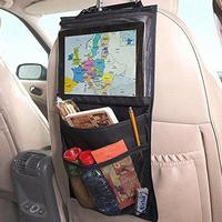 Houder voor uw mobiele telefoon Multi-Pocket Opknoping Auto Rugleuning Organizer Bag Houder voor iPad Tablet