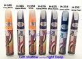Белая серия-перламутрово-белая профессиональная ремонтная авторучка для удаления царапин, краска прозрачная, 61 цвет на выбор