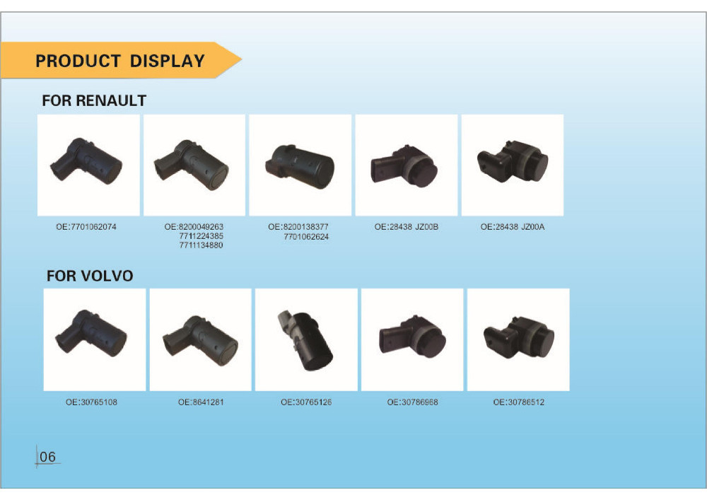 catalogue of PDC sensors-page-007