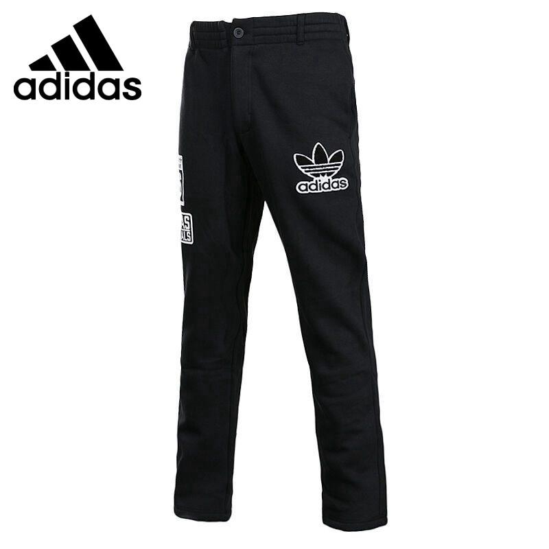 Original New Arrival  Adidas Originals logo sweat pant 2 Men's Pants  Sportswear original new arrival official adidas originals struped pant men s pants sportswear