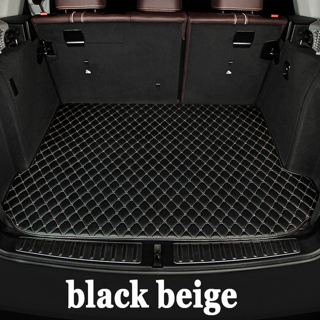 """ZHAOYANHUA""""Custom fit car Trunk mats for BMW 6 series E63 E64 F06 F12 F13 630i 630Ci 640i 645ci 650i 635d 640d 5D car styling"""
