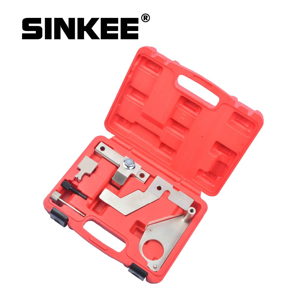 Petrol Engine Camshaft Timing Tool Kit For Land Rover Evoque 2 0T Freelander 2 2 0L
