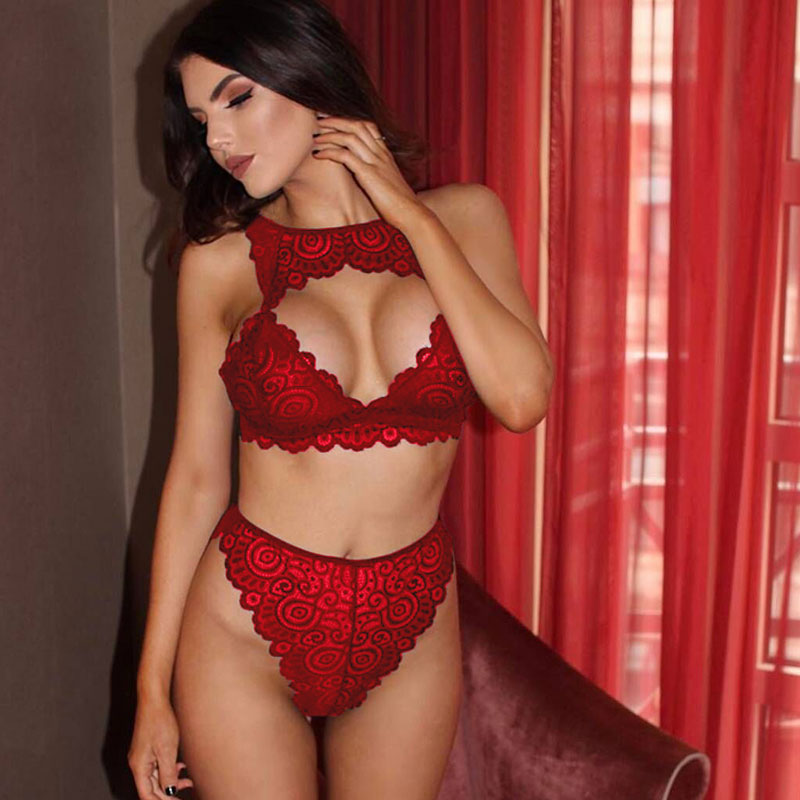 Summer <font><b>Sexy</b></font> Fashion <font><b>Lingerie</b></font> <font><b>Set</b></font> Women Lace <font><b>Floral</b></font> Push Up <font><b>Bra</b></font> <font><b>Set</b></font> Wire Free G-String Underwear <font><b>Set</b></font> <font><b>Bras</b></font> <font><b>Lingerie</b></font> Femme Lenceria image
