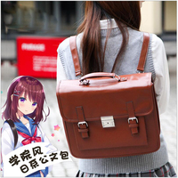 England Preppy Style JK Uniform Backpack Japanese Soft Sister Lolita Retro Shoulder Bag Handbags Teen Girl Student School Bags