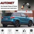 Kamera cofania AUTONET Backup dla Suzuki Vitara S Turbo 2015 2016 2017 2018 2019 noktowizor/licencja kamera na tablicę rejestracyjną