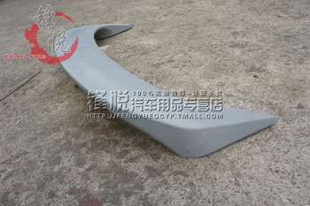 Fit for  mazda 3   rear ABS  spoiler rear wing