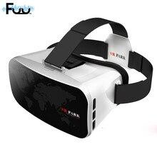Originais VR Versão do Google Óculos 3D de Realidade Virtual Óculos 3D Caixa de HD Mini Óculos Google Papelão VR Vr Vr Parque smartphones