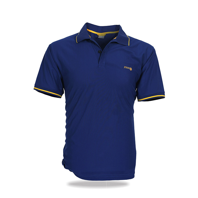 JOZSI Summer Classic Men Short Sleeve   Polo   Shirt T Designer Men Cotton Short Sleeve Shirt Male Breathable Casual Shirt L2216