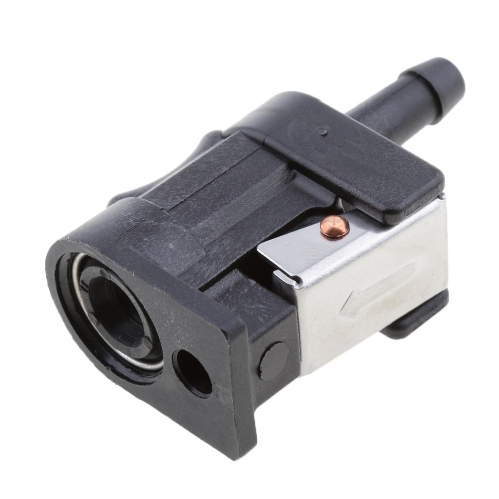 מערכות ניווט GPS 2.8inch מחבר מנוע פלסטיק עבור ימאהה חלק NO 6G1-24305-05 נקבה דלק קו צנרת מחבר מנוע Side (1)