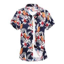 Лето в китайском стиле с принтом Футболка с коротким рукавом Для мужчин получить жир и рубашка больших размеров молодежи измельченные