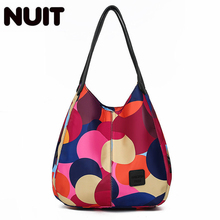 Women Waterproof Oxford Casual Bags Double Shoulder Bag Designers Handbags High Quality Female Handbag