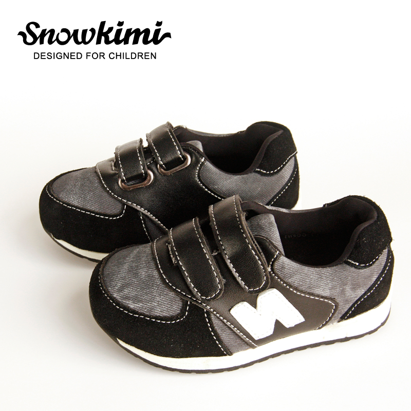 2018 Spring New Genuine Tenis Infantil Baby Patch Hook Loop Toddler Shoes  Sports And Children Breathable 11fcc635d93c