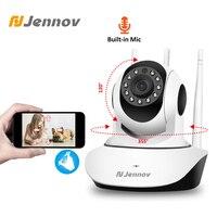 Jennov 1080P 2MP HD PTZ Wireless Home Security Camera Video Surveillance IP Camera Wi Fi Baby Monitor Audio P2P ONVIF CCTV
