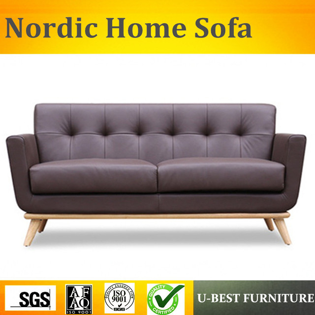 Superieur U BEST Nordic Style Couch Fabric Sofa 2 Seater Living Room Furniture,  Furniture Luxury