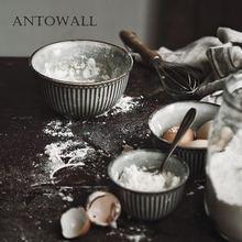 Antowall скандинавские рельефы керамическая посуда миска для