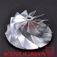 Kinugawa Turbo Billet Compressor Wheel 60.22/82.04mm 6+6 for Garrett GT4082 for Ford Power Stroke 6.0L