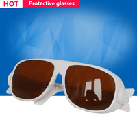 Quality assurance IPL E light intense pulse light protective goggles filtering glasses