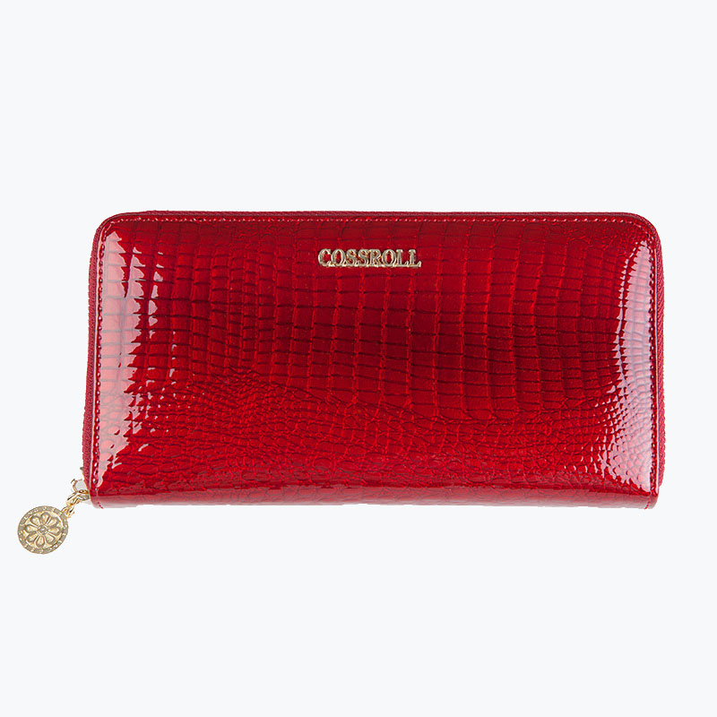 Genuine Leather Wallet Women Zipper Fashion Classic Alligator Ladies Long Wallet Female Clutch Money Bag Card Holder Coin Purse цена