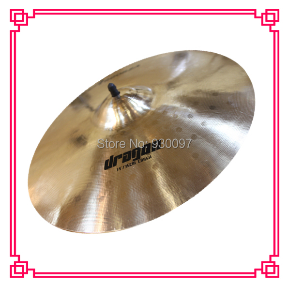 handmade B20 cymbal,DRAGON 14CRASH  CYMBALhandmade B20 cymbal,DRAGON 14CRASH  CYMBAL